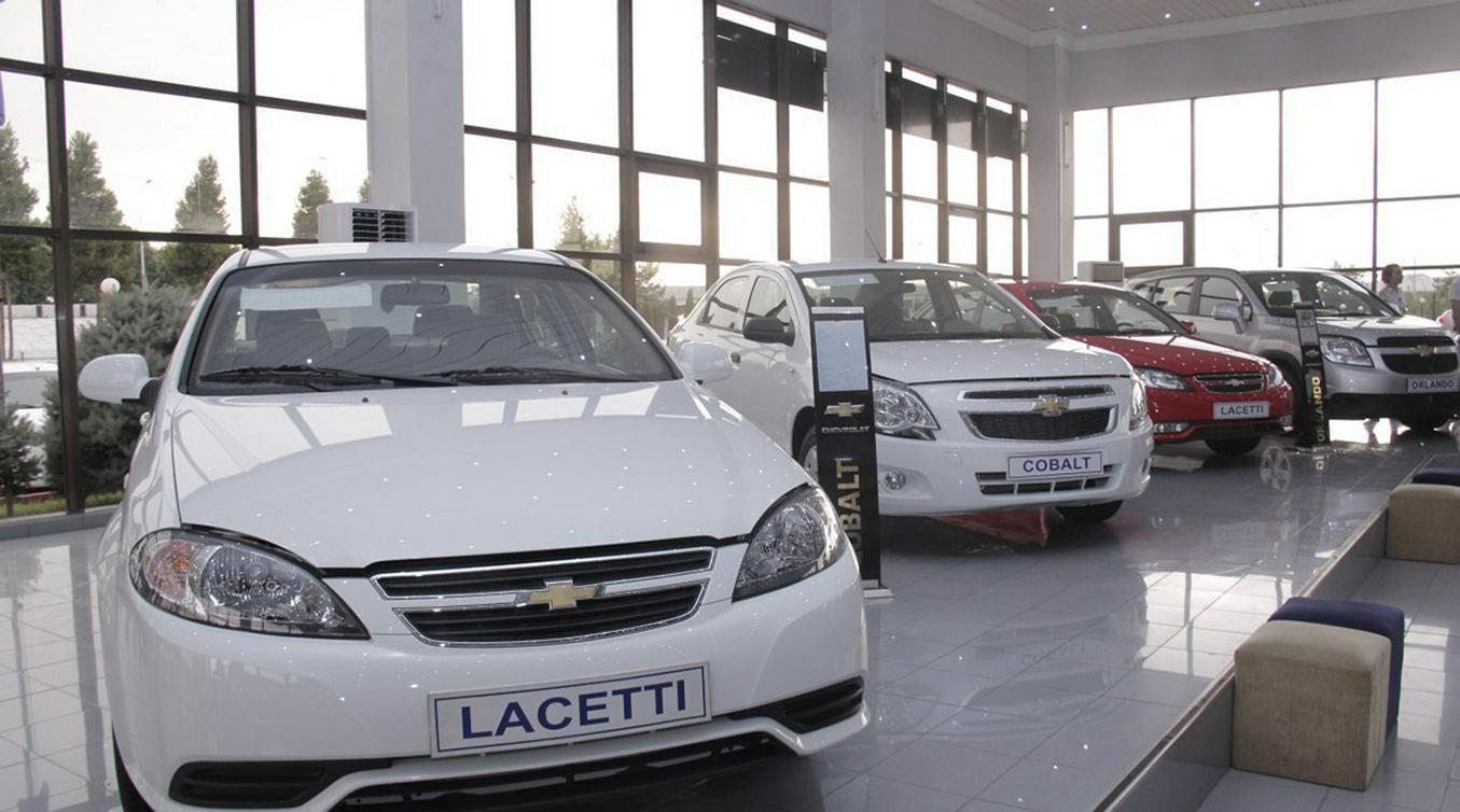 Стало известно, сколько узбекский автопром произвел легковых автомобилей с начала года