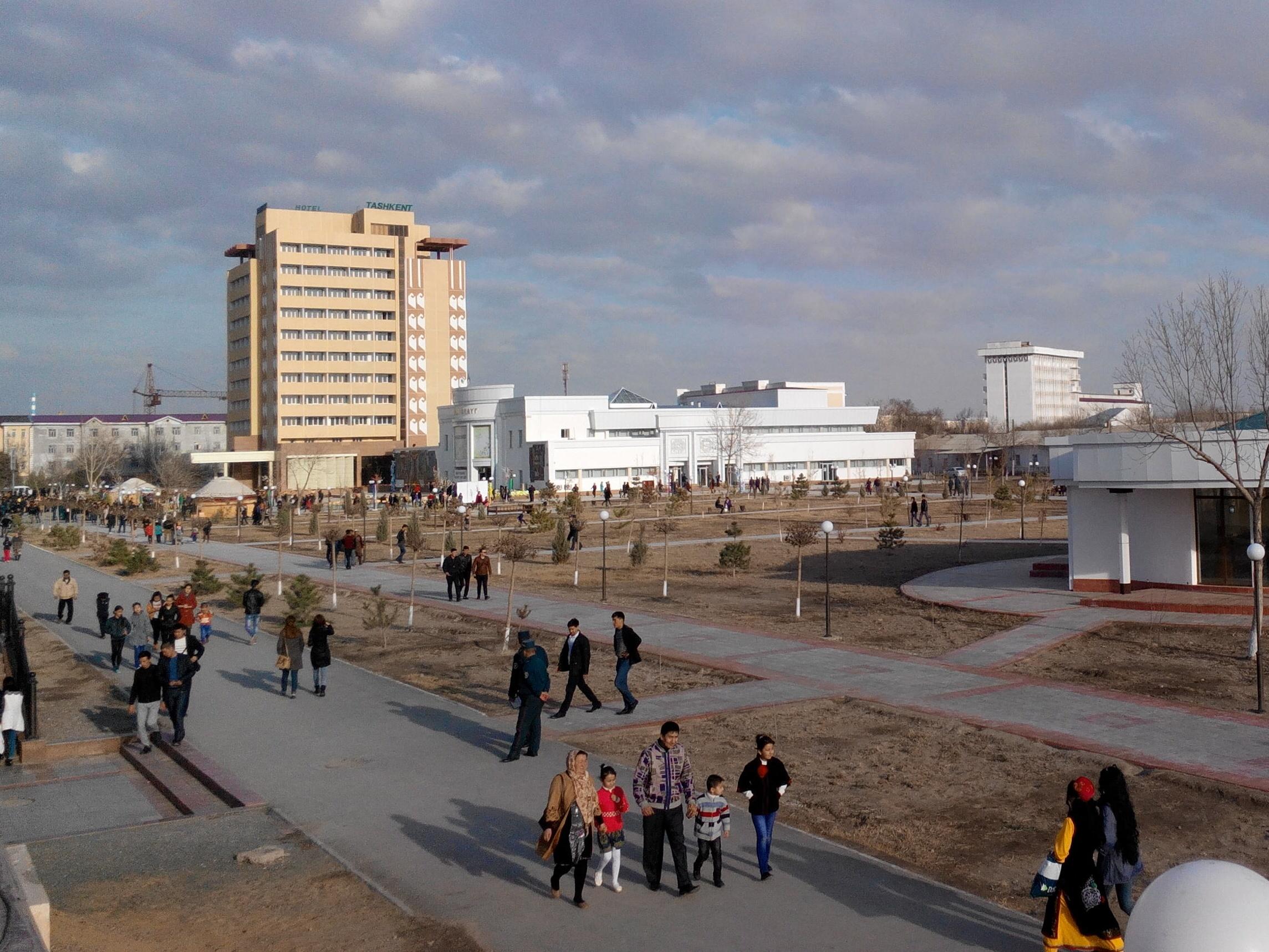 В Каракалпакстане население начнут обучать ведению бизнеса и помогут в развитии стартап-проектов