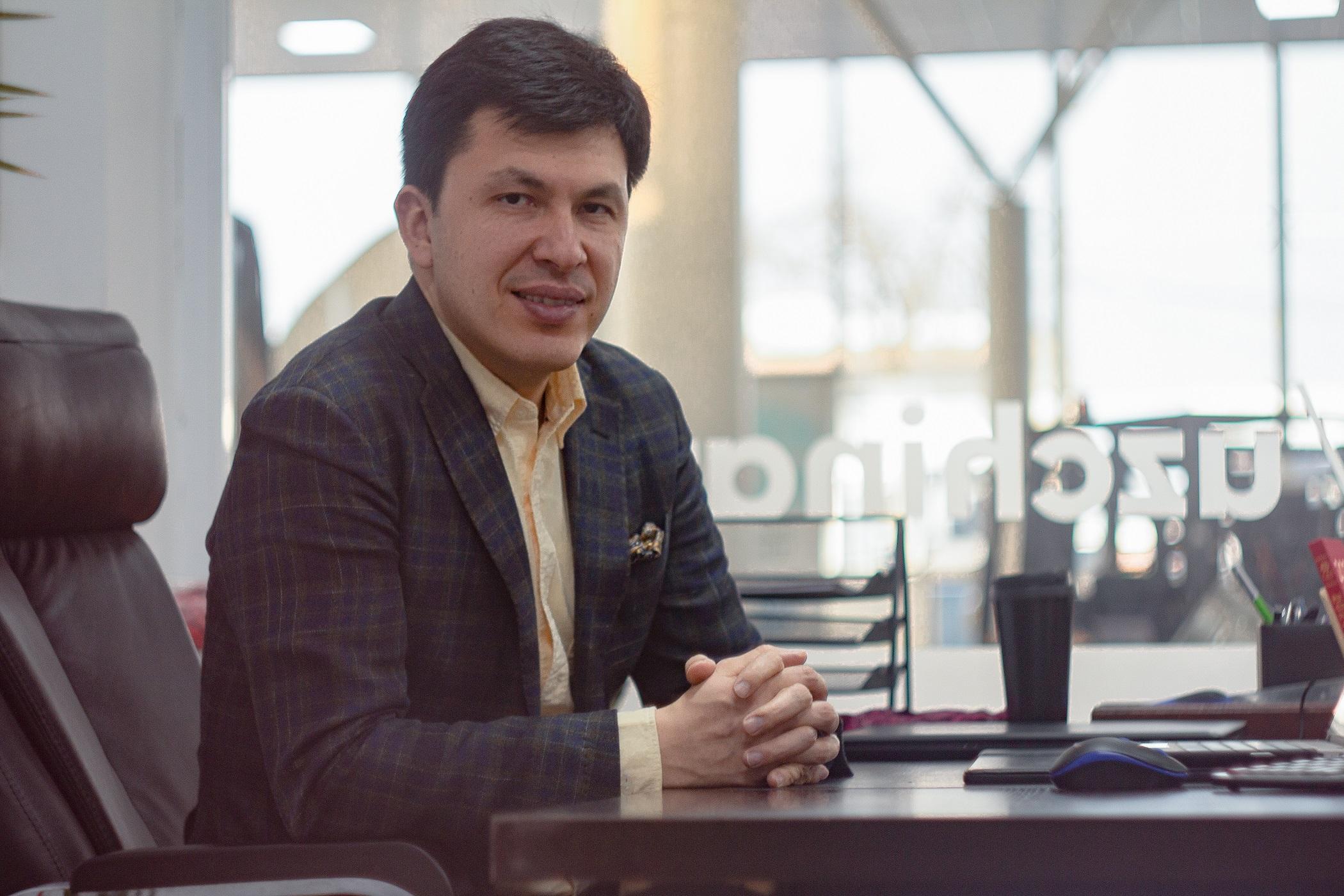 «На них хочется равняться»: Хикмат Абдурахманов назвал двух российских бизнесменов, с кого берет пример
