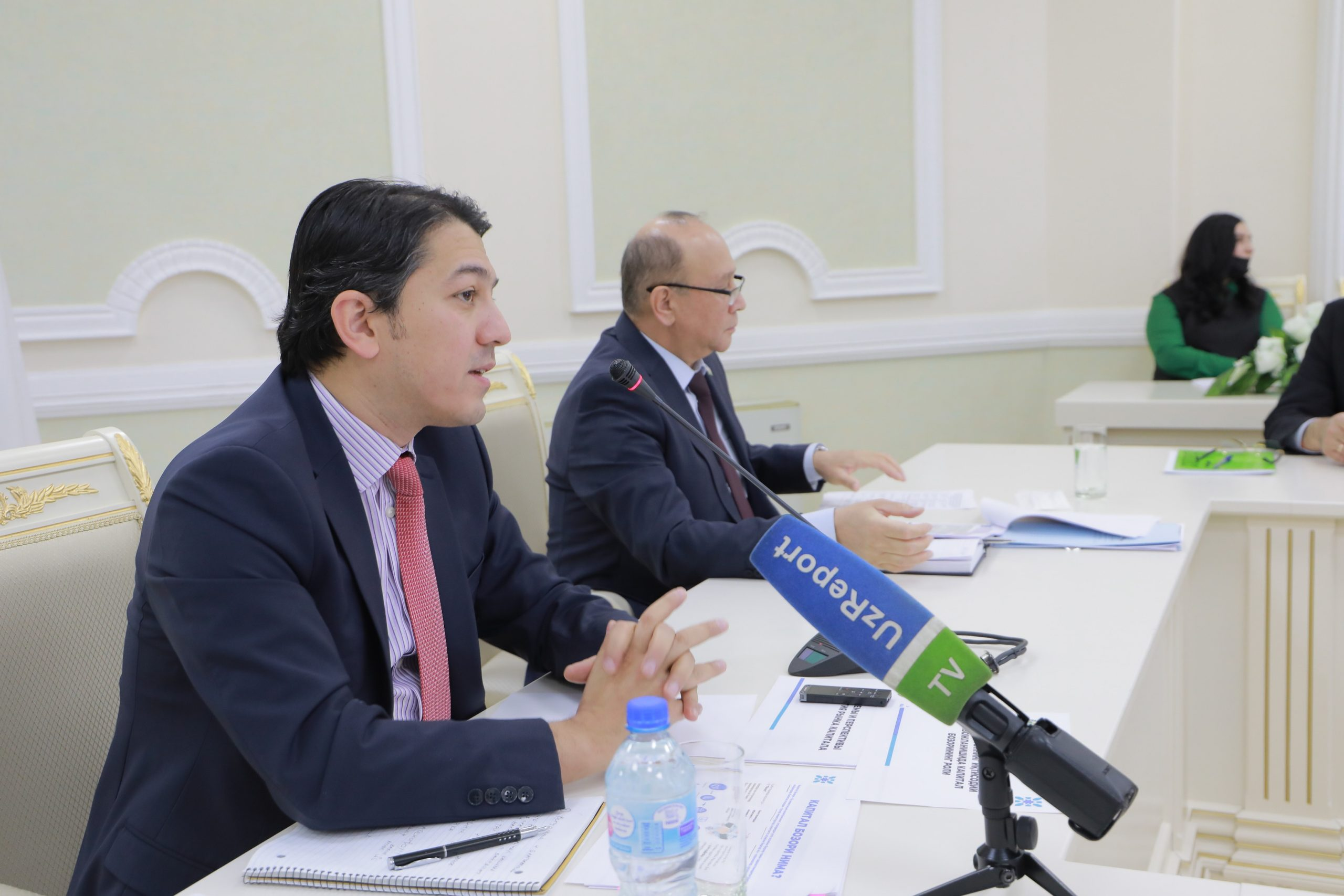 Атабек Назиров сравнил узбекский рынок капитала с зарубежными