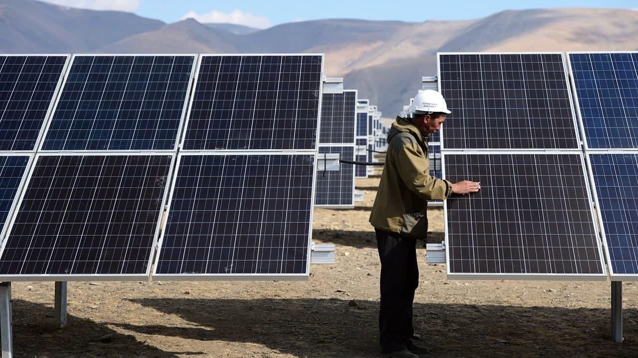 Одобрено финансирование первой солнечной электростанции на 100 МВт