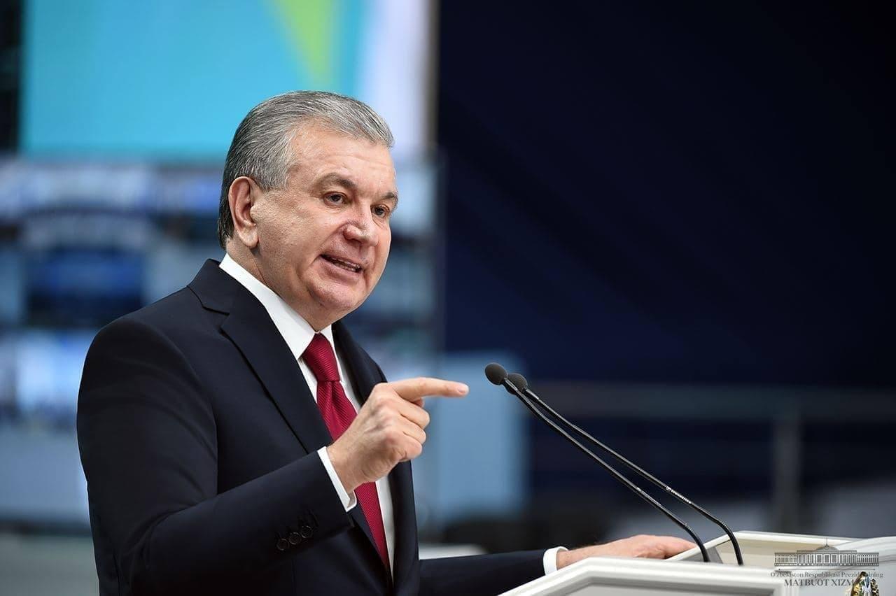 Шавкат Мирзиёев поручил образовать молодежные промзоны на основе СЭЗ