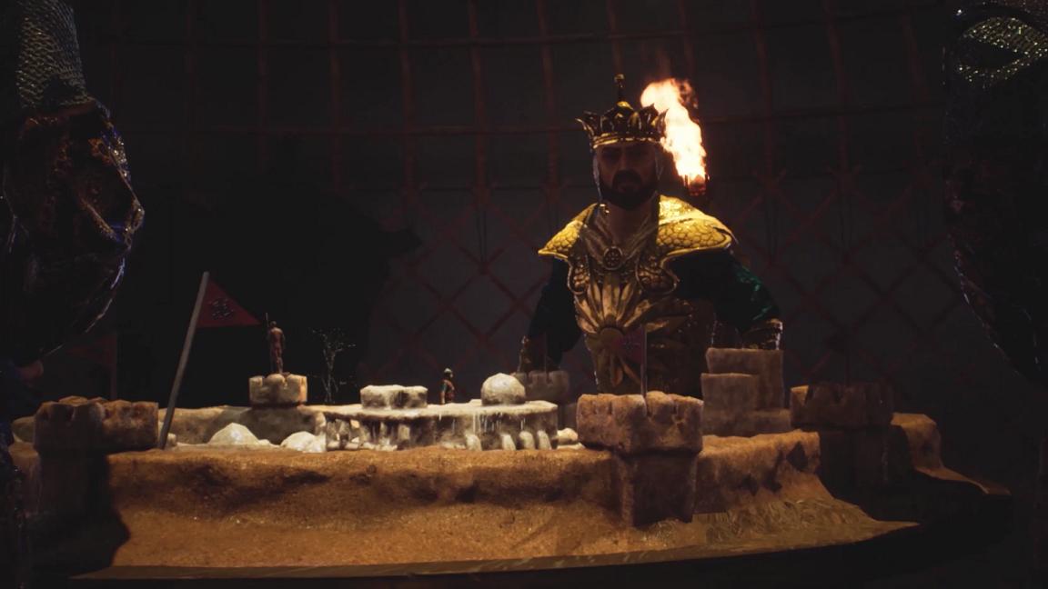 Узбекистан представил первую историческую игру об Амире Темуре