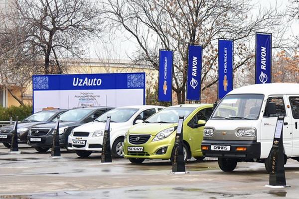 S&P впервые присвоило UzAuto кредитный рейтинг «B+/B»