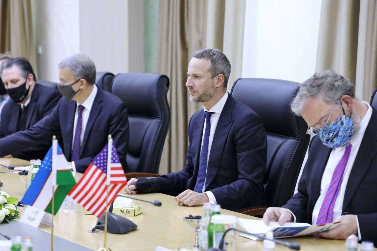 США создает фонд для Центральноазиатского региона с объёмом в $1 млрд