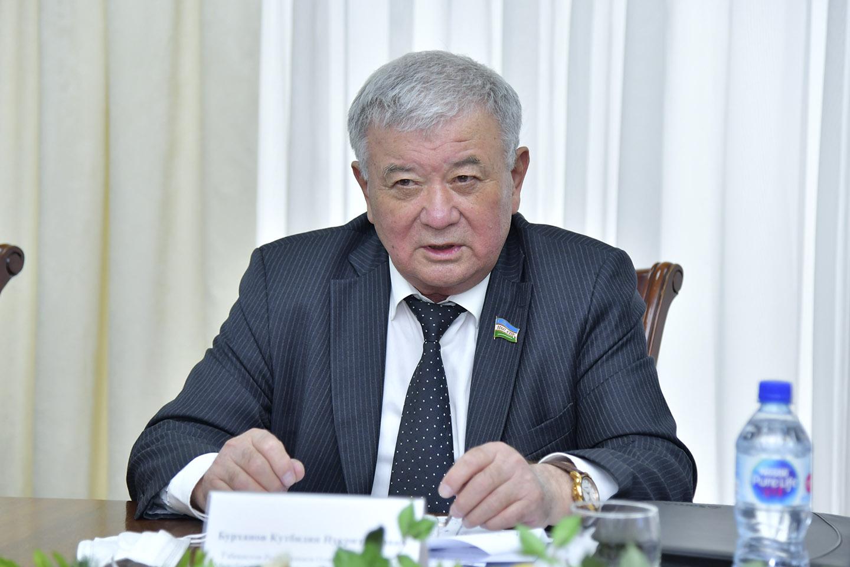 В Сенате прокомментировали обещания АО «Узсувтаъминот»