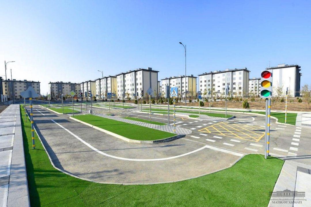 В Узбекистане начнут строительство «бюджетных» домов на основе опыта Сырдарьи