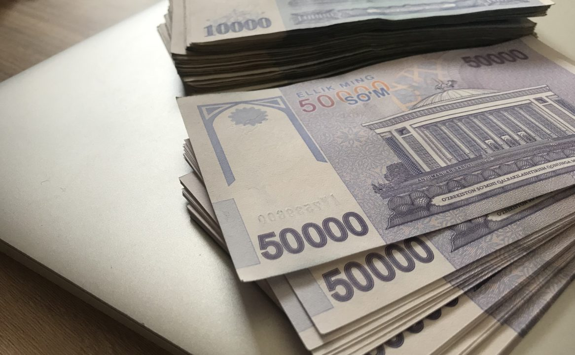 В Узбекистане в прошлом году собрали более сотни триллионов налогов