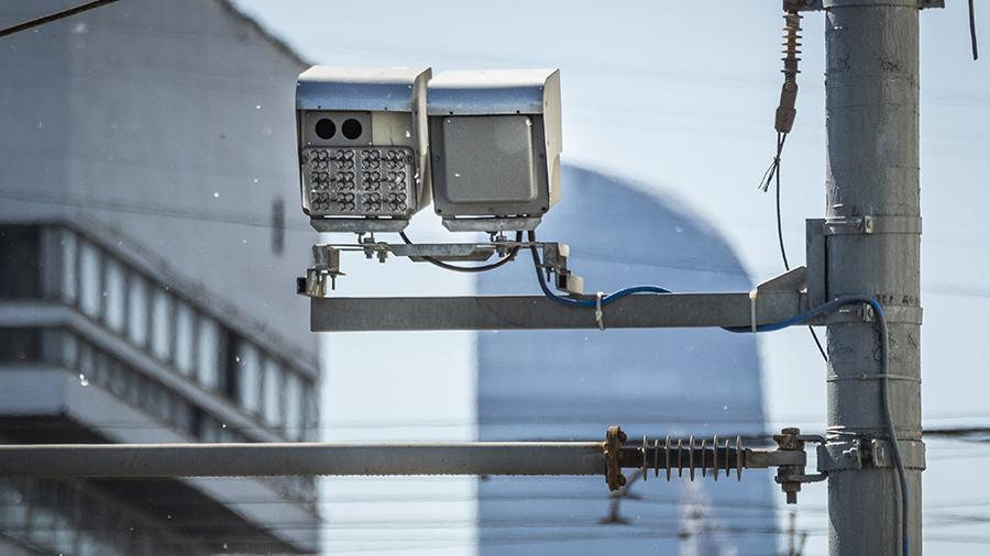 Места для дорожных камер передадут предпринимателям, выставив на торги