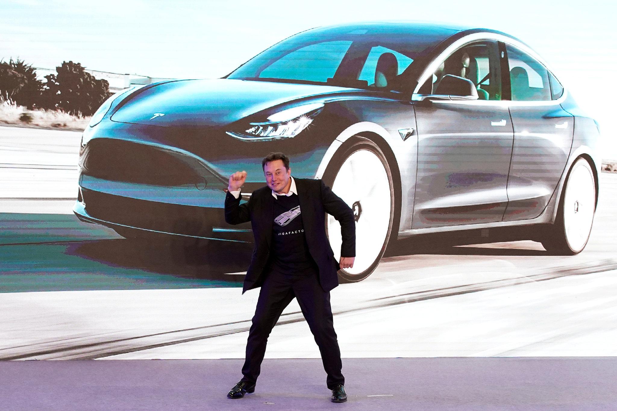 Tesla впервые в истории закончила весь год с прибылью