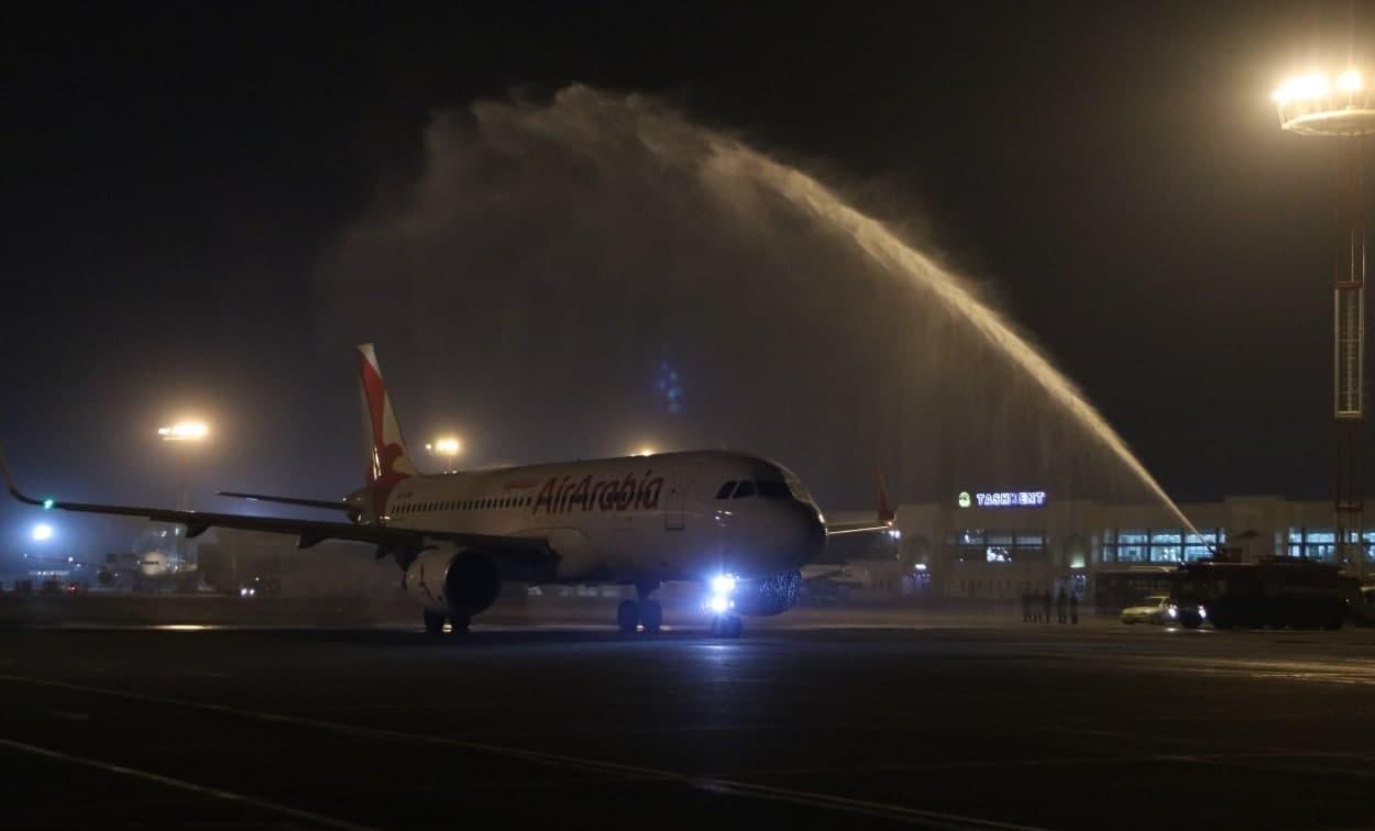 Авиакомпании получили скидки на наземное обслуживание в Узбекистане