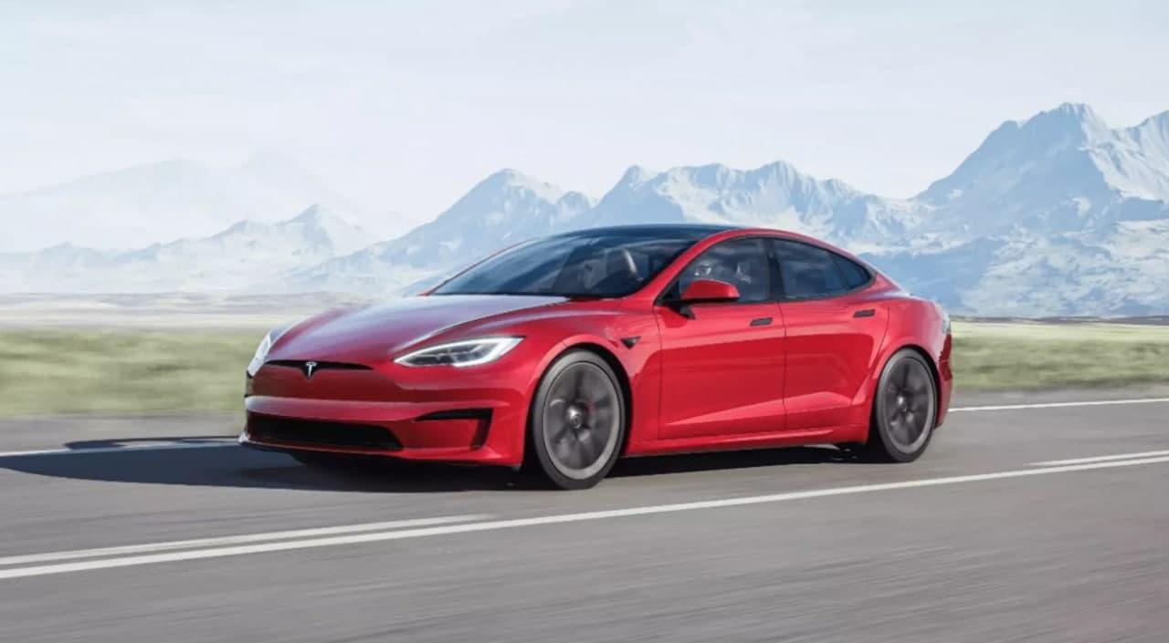 Tesla представила редизайн одного из своих электрокаров
