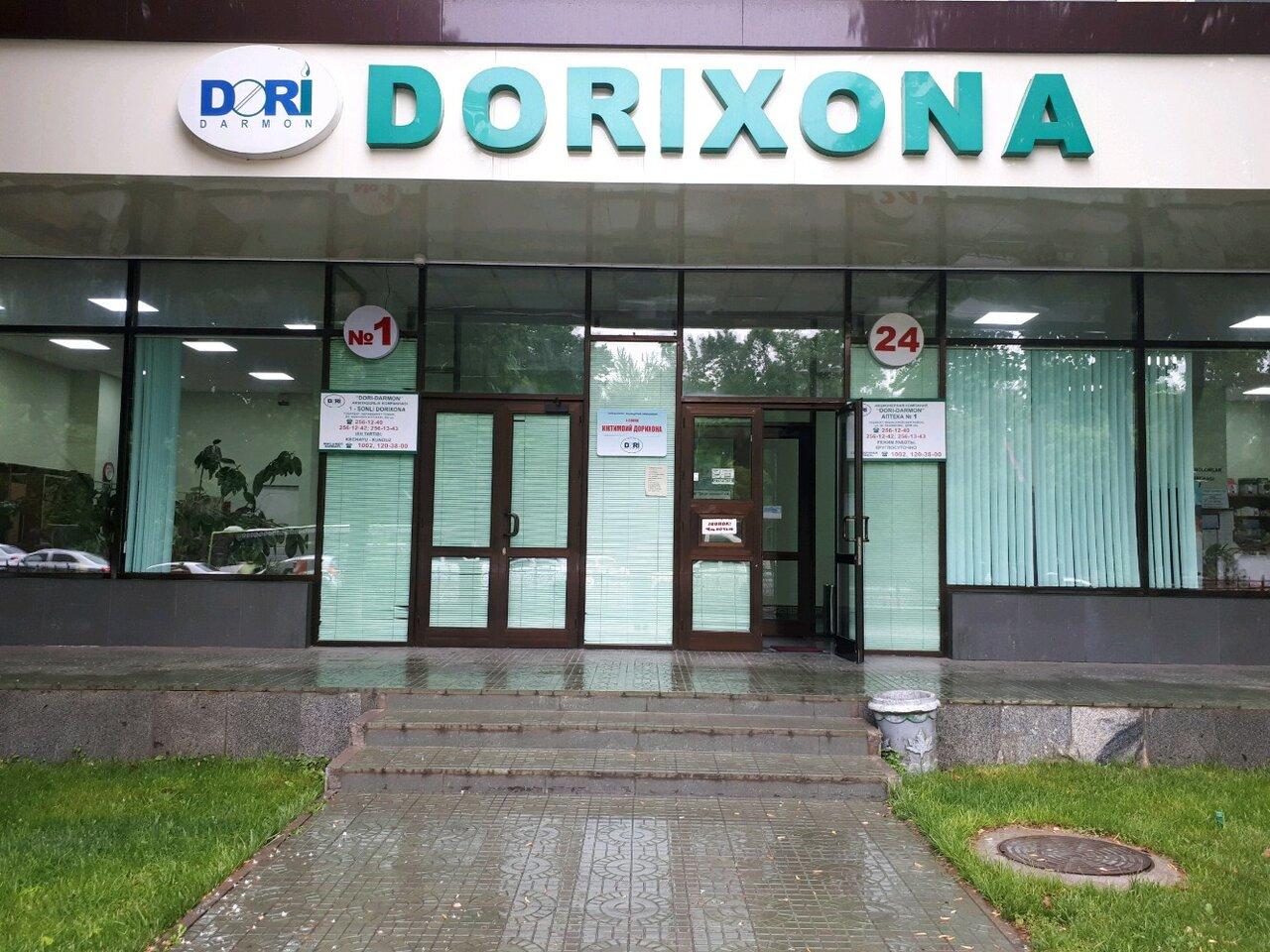 «Дори-Дармон» в Ташобласти получила кредит в 1 млрд сумов под залог в одной из аптек