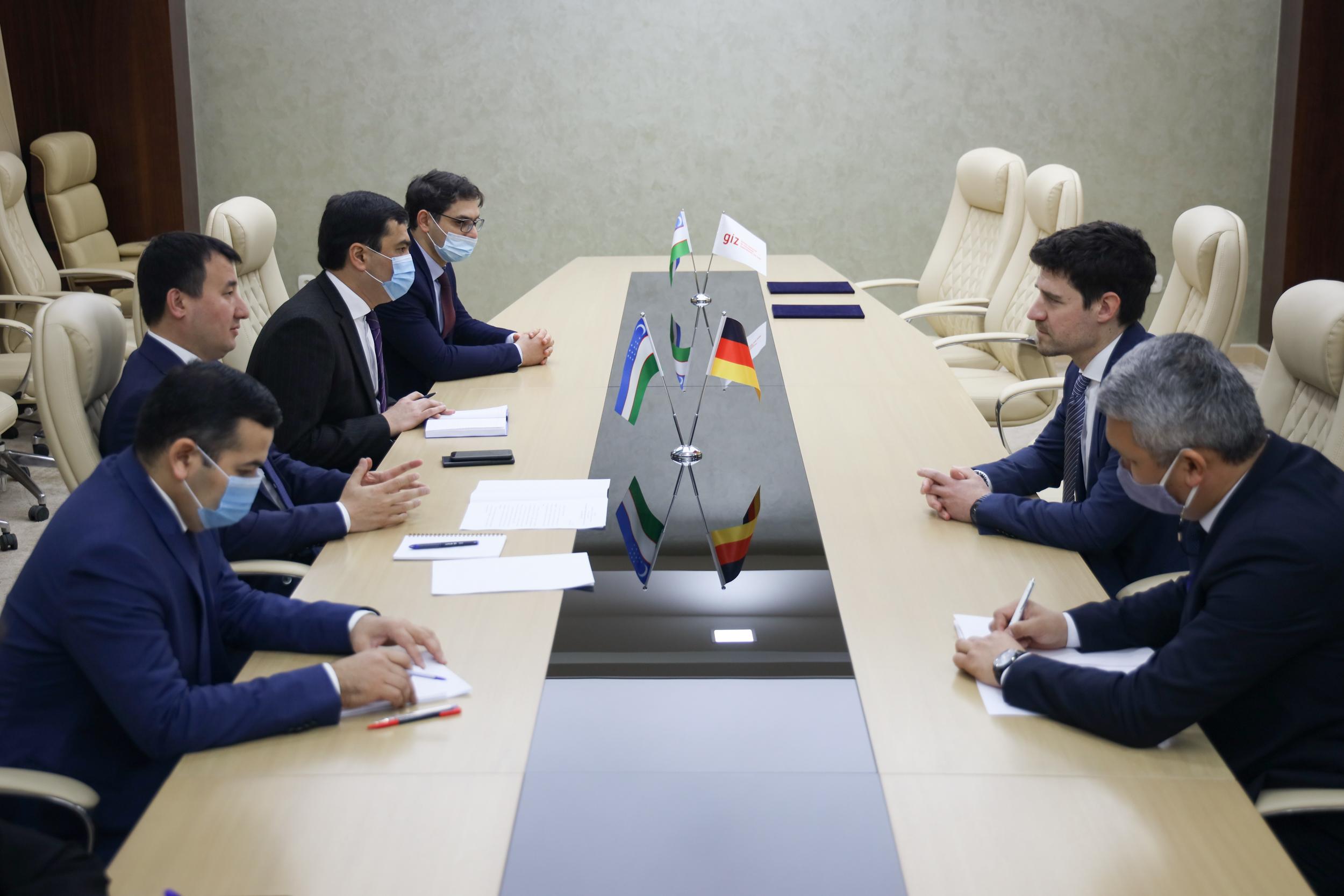 Германия  выделит 8 млн евро на развитие Приаралья
