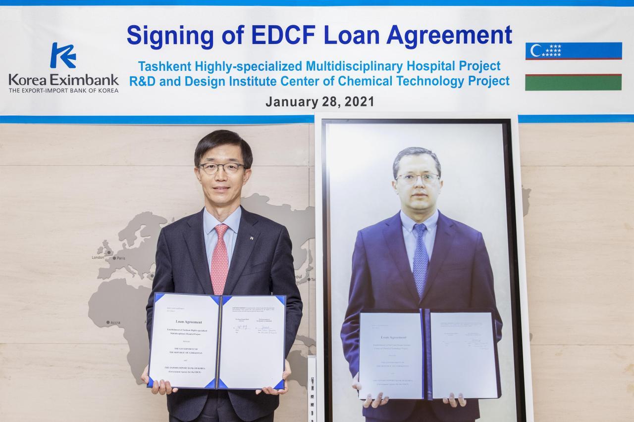 Корея выделит $120 млн на строительство клиники в Ташкенте