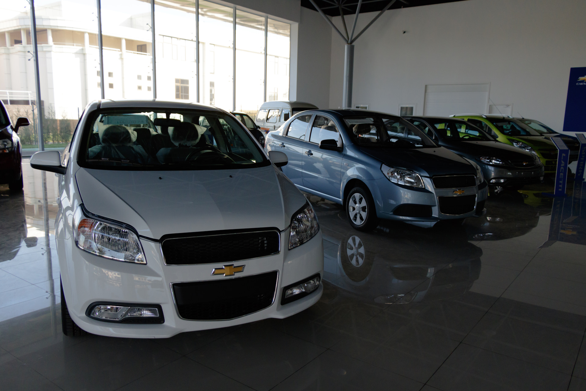 На новые автомобили отменят техосмотр