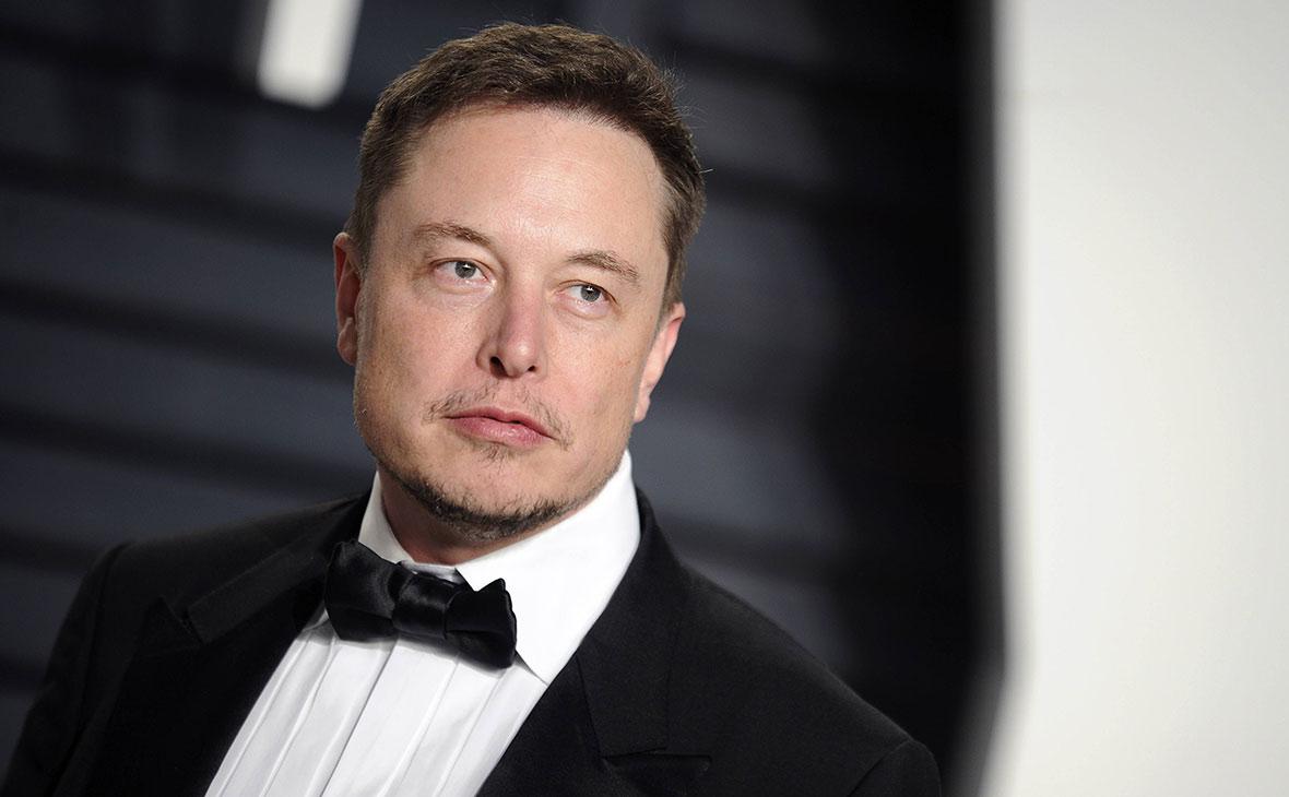 Илон Маск обеднел на $13 млрд
