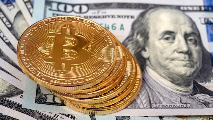 Стоимость Bitcoin побила исторический рекорд