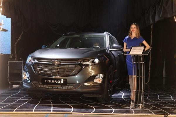 UzAuto приостанавливает продажи Chevrolet Equinox