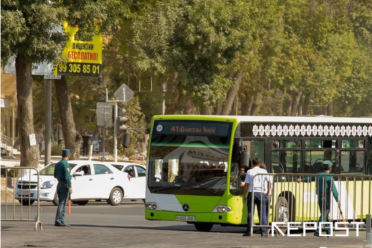Объем транспортных услуг в Узбекистане составил более 50 трлн сумов