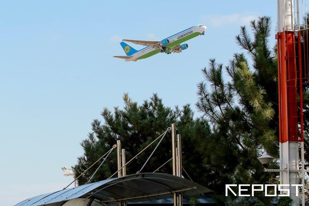 Авиаперевозчикам в Узбекистане начнут выделять субсидии