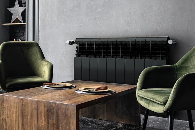 Функциональная красота: все о дизайнерских радиаторах отопления от AKFA