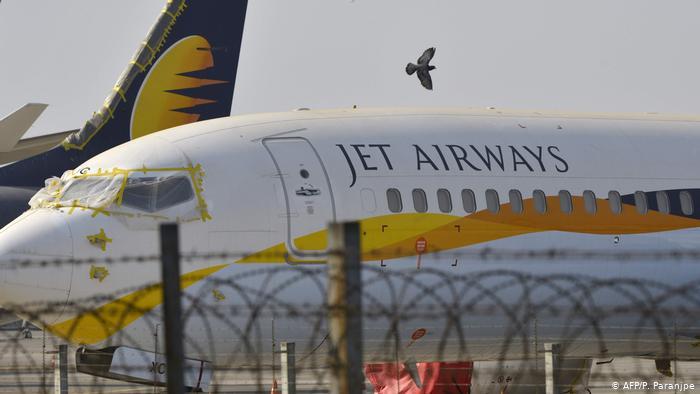 Jet Airways может вернуться на авиационный рынок в течение шести месяцев