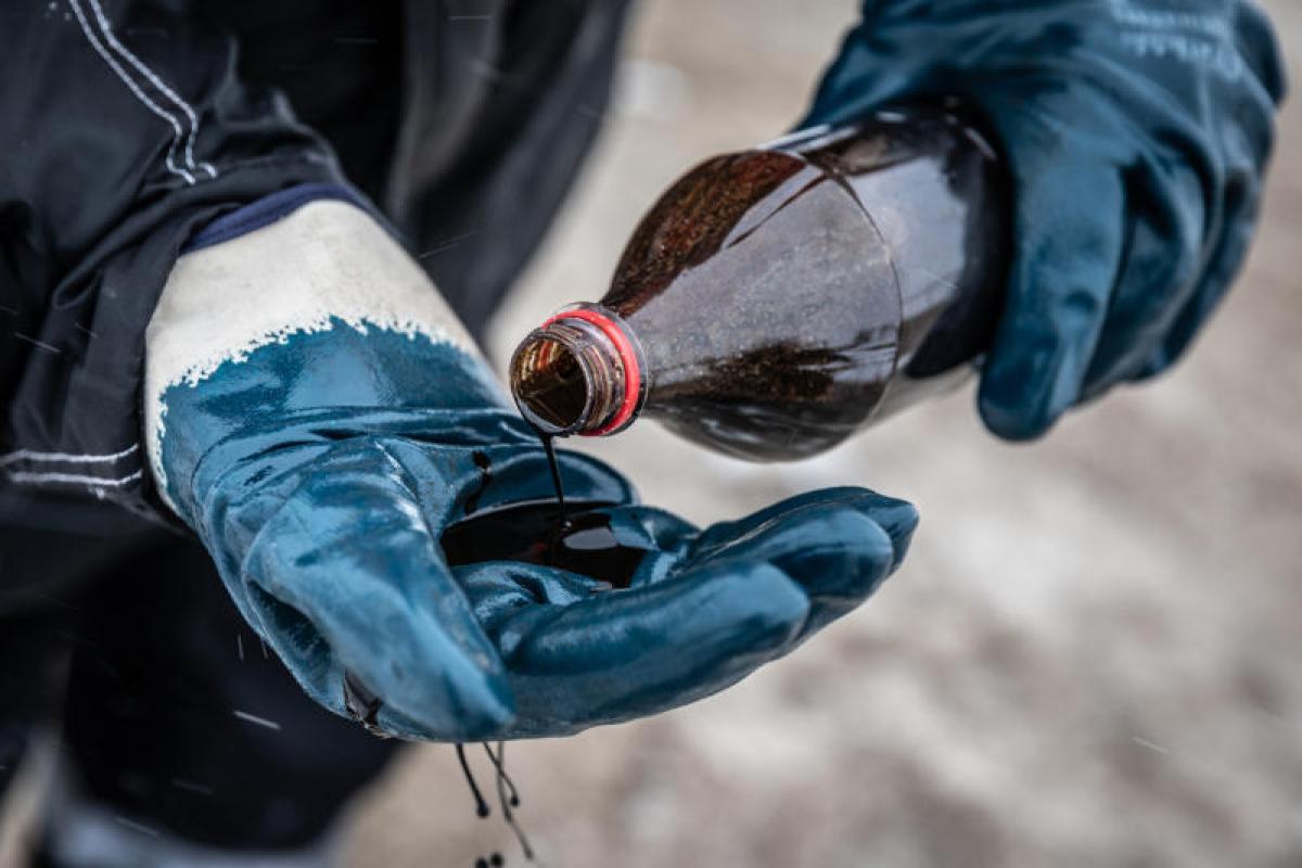 На аукцион выставили две нефтегазовые компании