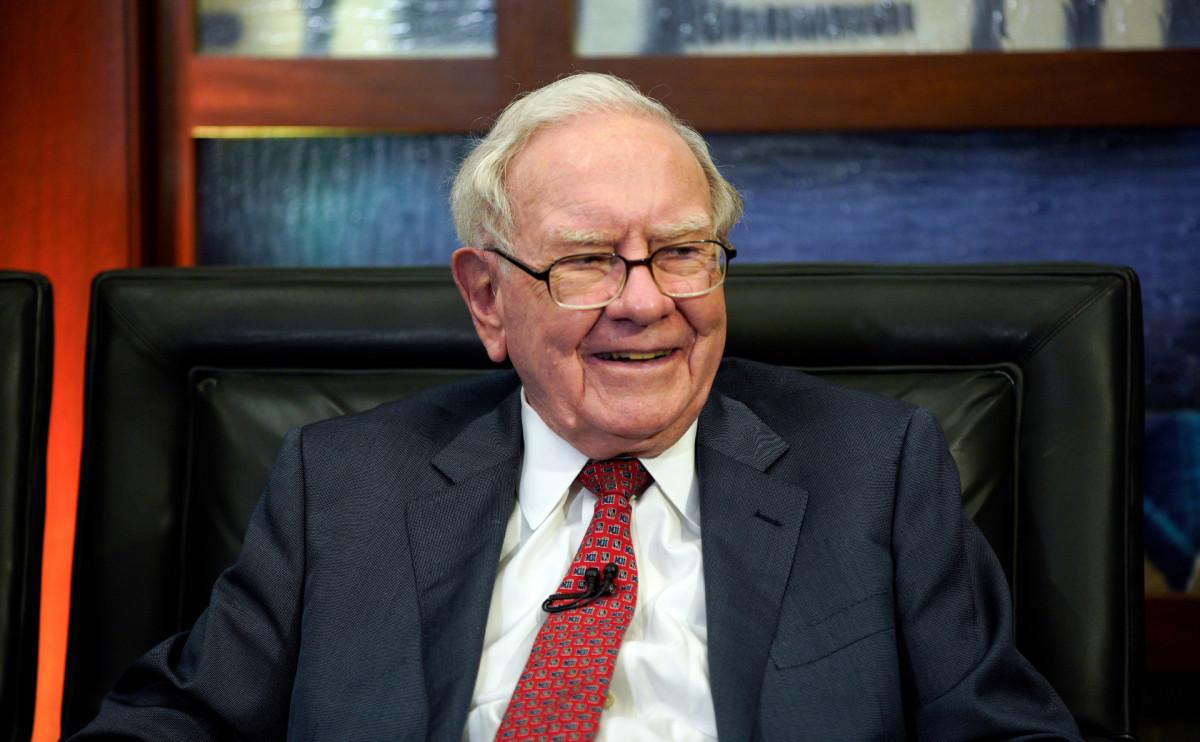 Личное состояние Баффета превысило $100 млрд