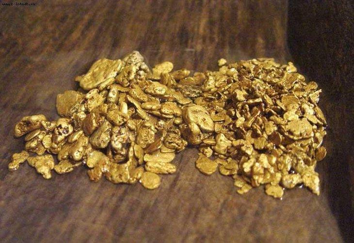 Центробанк впервые раскрыл 10-летнюю динамику экспорта золота
