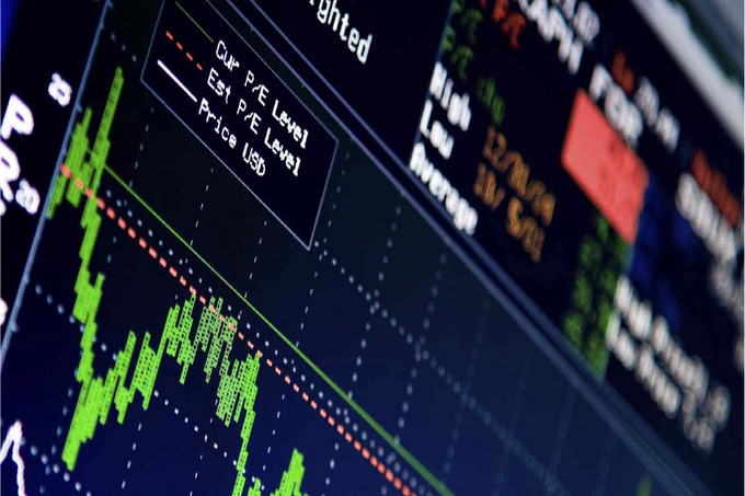 На фондовой бирже произошли изменения