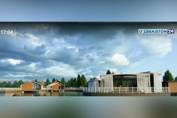 На «Ташморе» построят базы отдыха за $2,5 млн