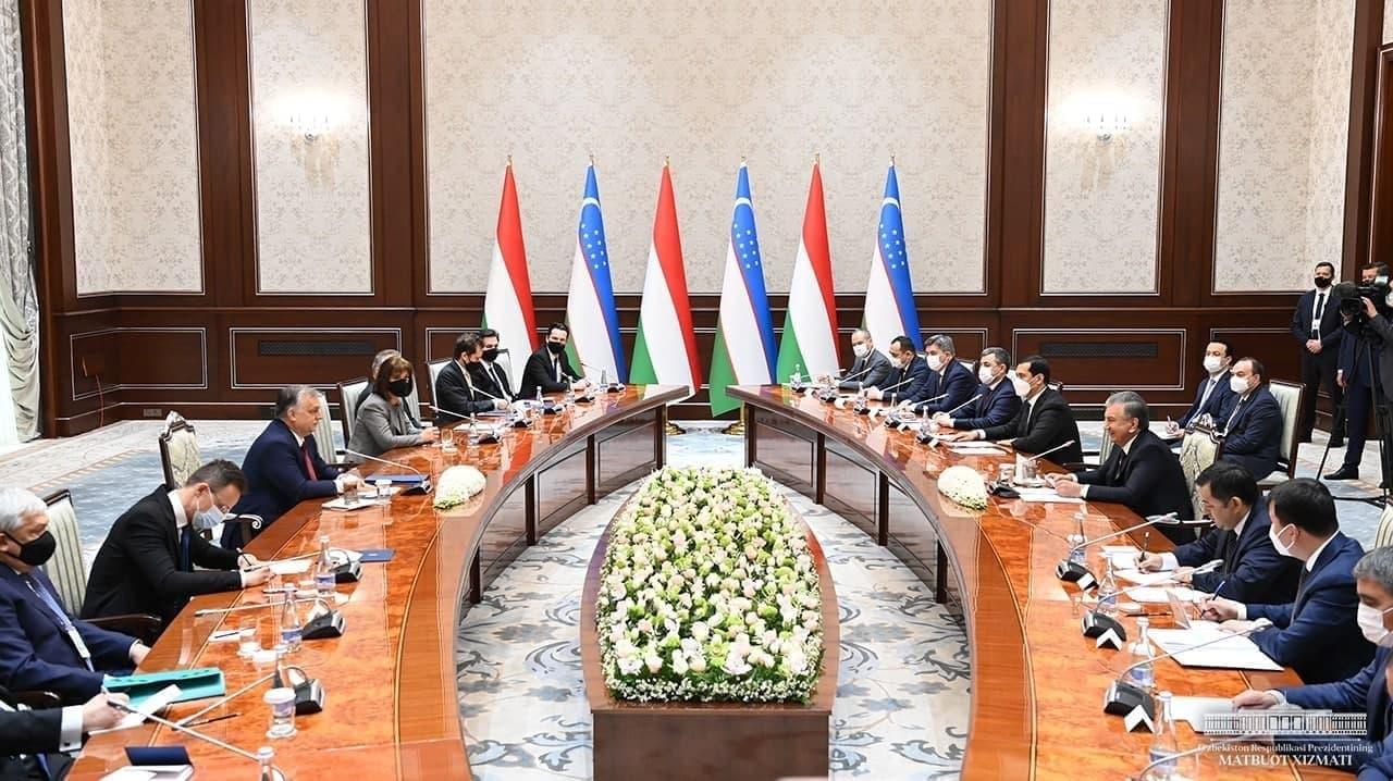 Венгрия планирует запустить в Узбекистане четыре проекта на $150 млн