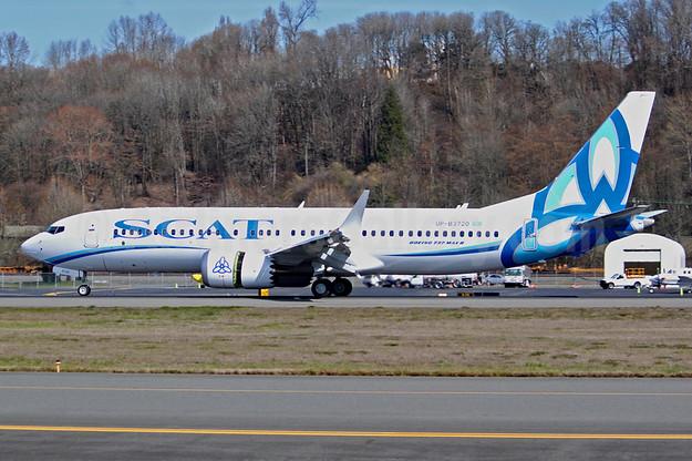 Региональная казахстанская авиакомпания начнет летать в Узбекистан