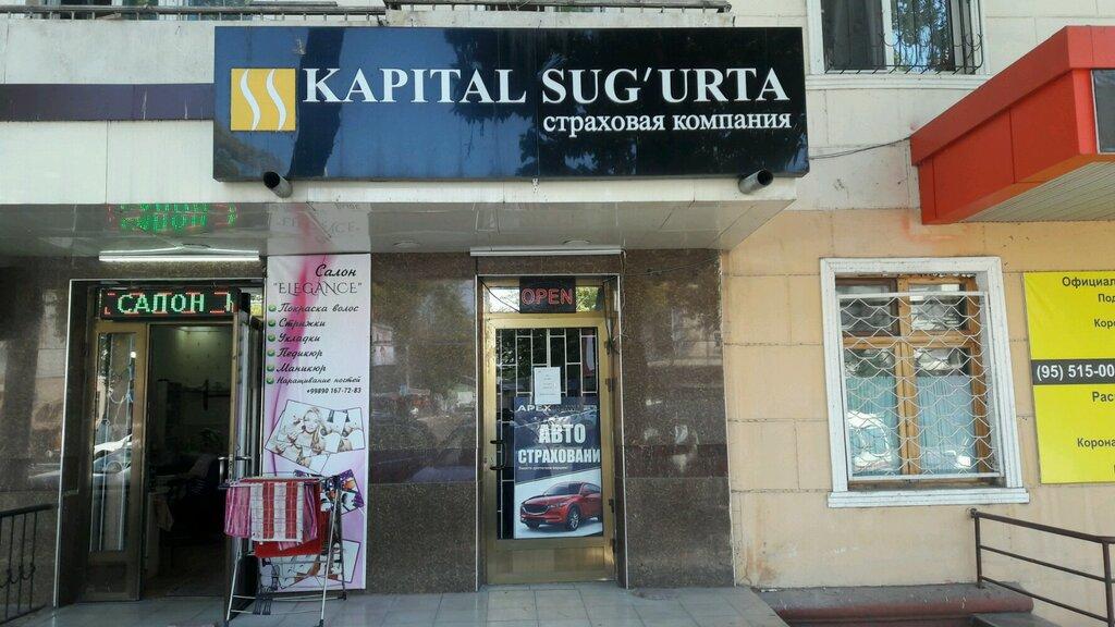 Kapital Su'gurta продала 1,56% своих акций