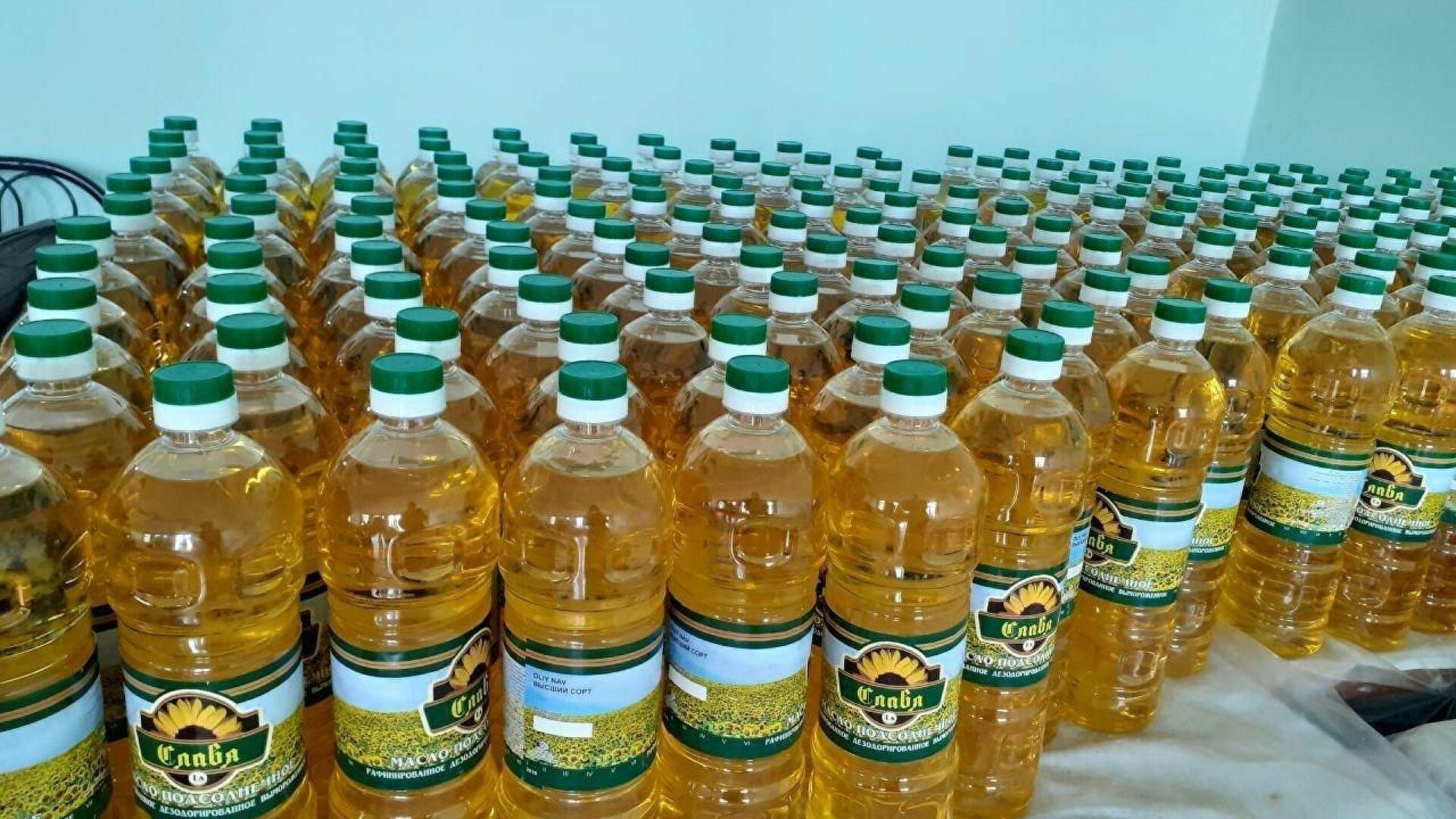 Антимонопольный комитет усилит контроль над ценообразованием хлопкового масла