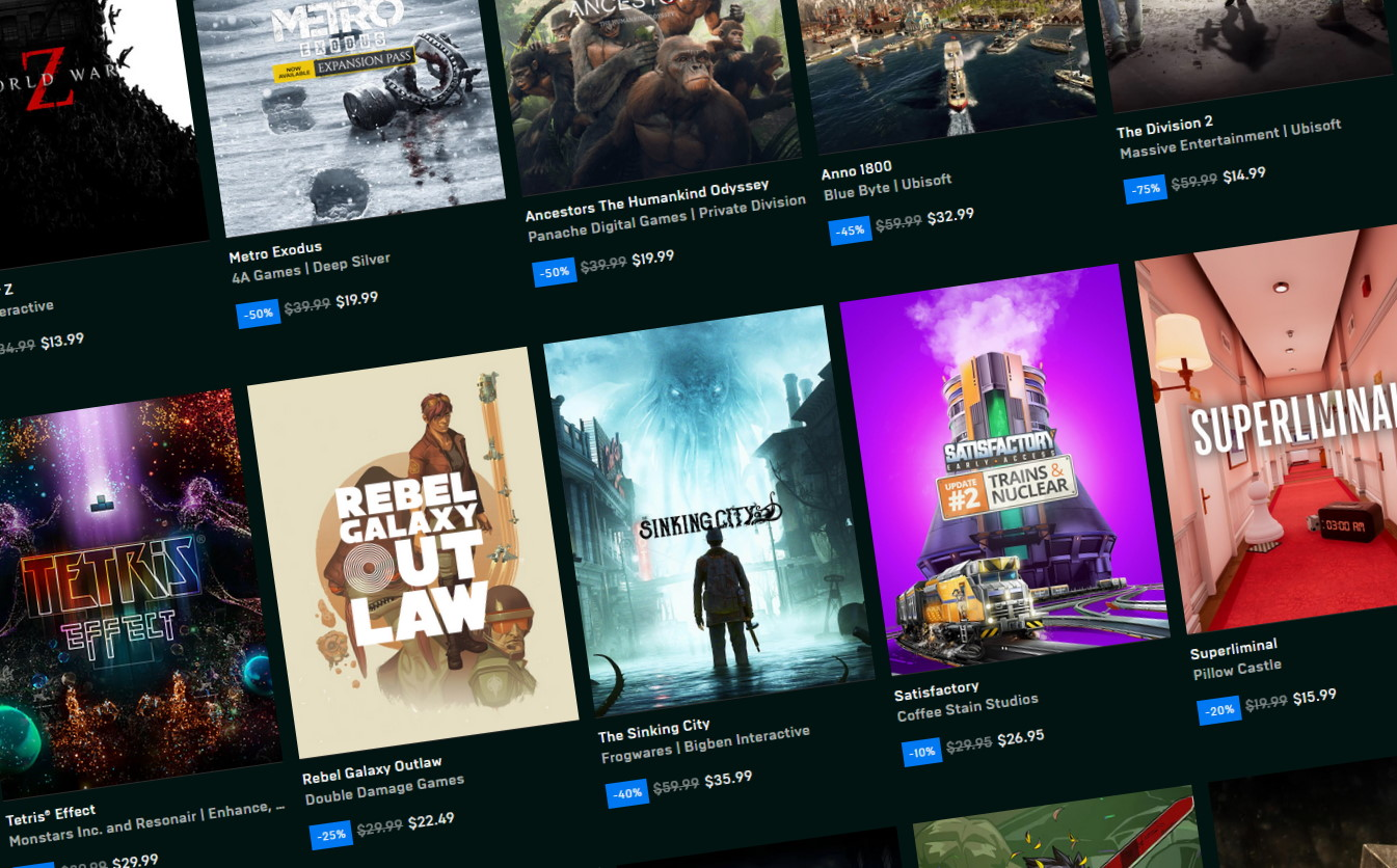 Epic Games привлекла $1 млрд