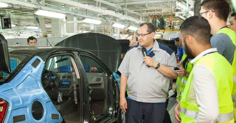 В UzAuto Motors назначили гендиректора