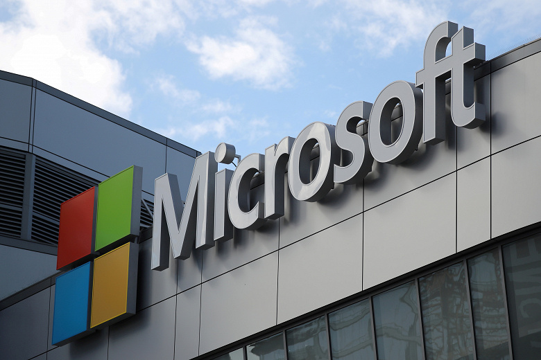 Выручка Microsoft выросла на 19%