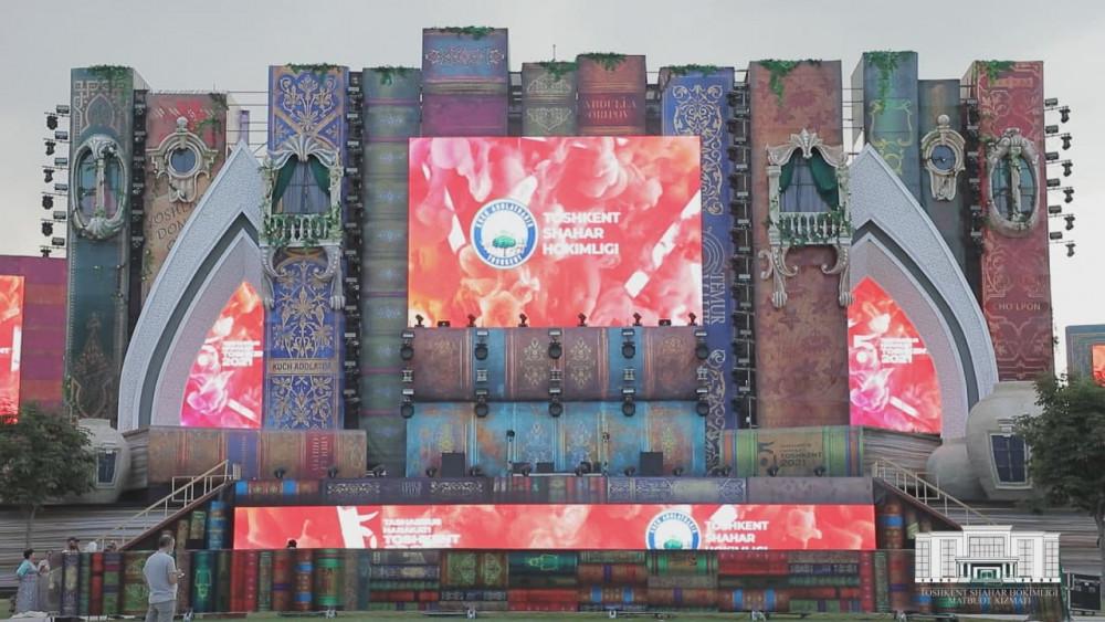 На фестиваль «Движение пяти инициатив Ташкента» потратили 1 млрд сумов