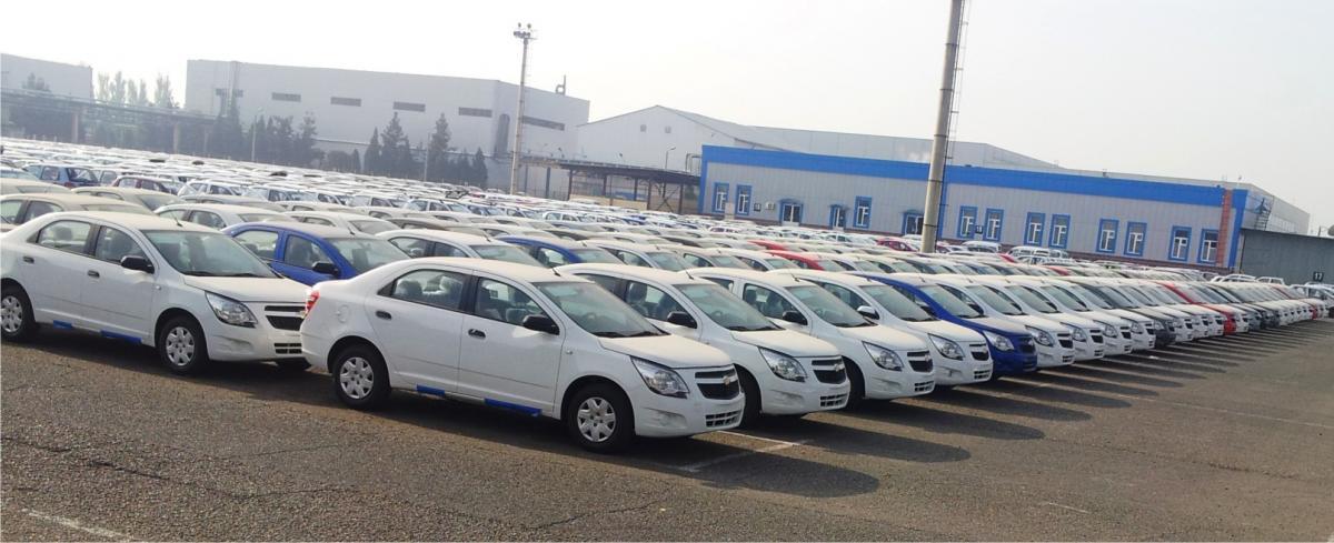 Экспорт легковых автомобилей увеличился на $51 млн