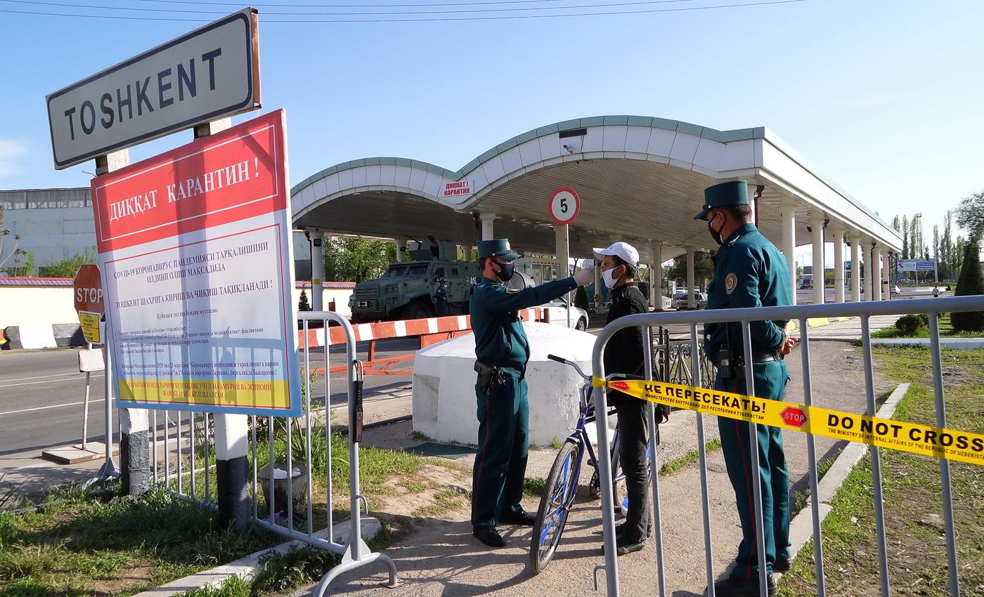 В Узбекистане снова усиливаются карантинные ограничения