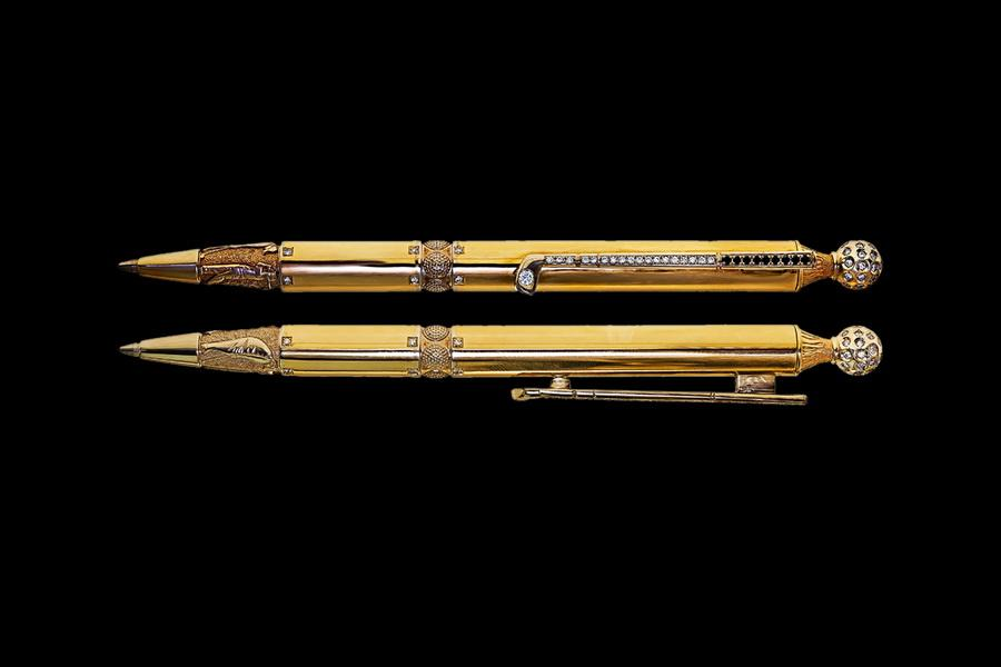 Минобороны опубликовало госзаказ на две золотые ручки стоимостью 30 млн сумов