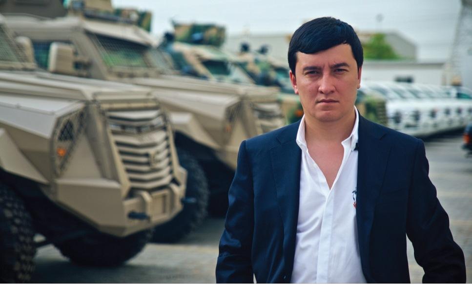 Улугбек Максумов поделился принципами конфиденциальности