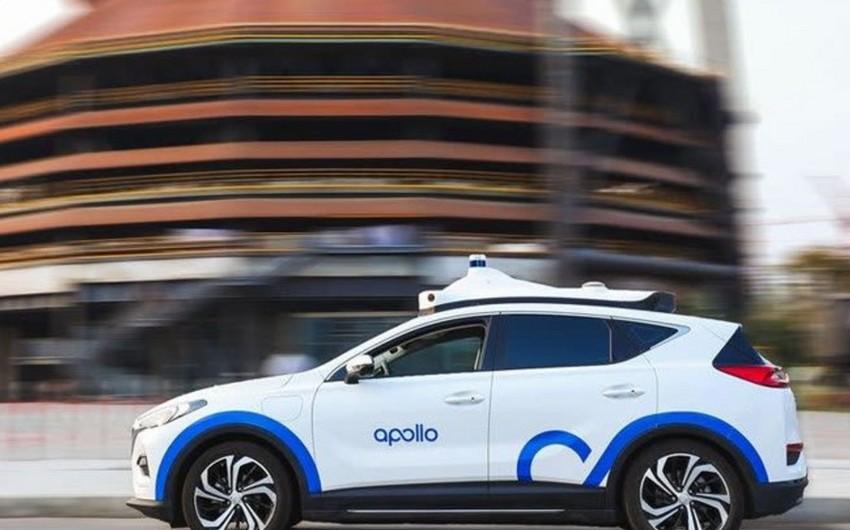 Китайская компания Baidu представит «умный автомобиль» к 2023 году