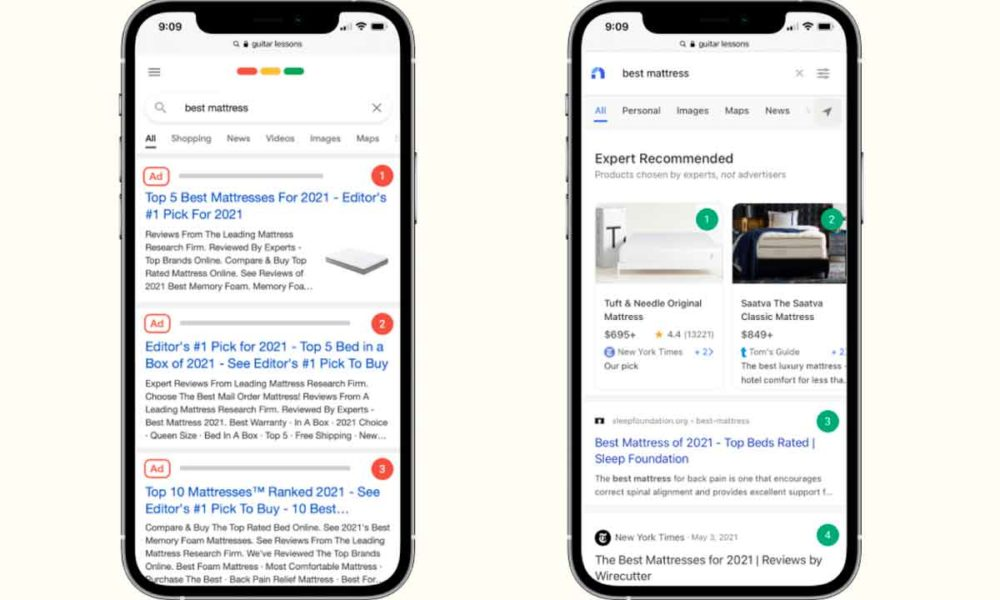 Бывшие сотрудники Google создали собственный платный поисковик