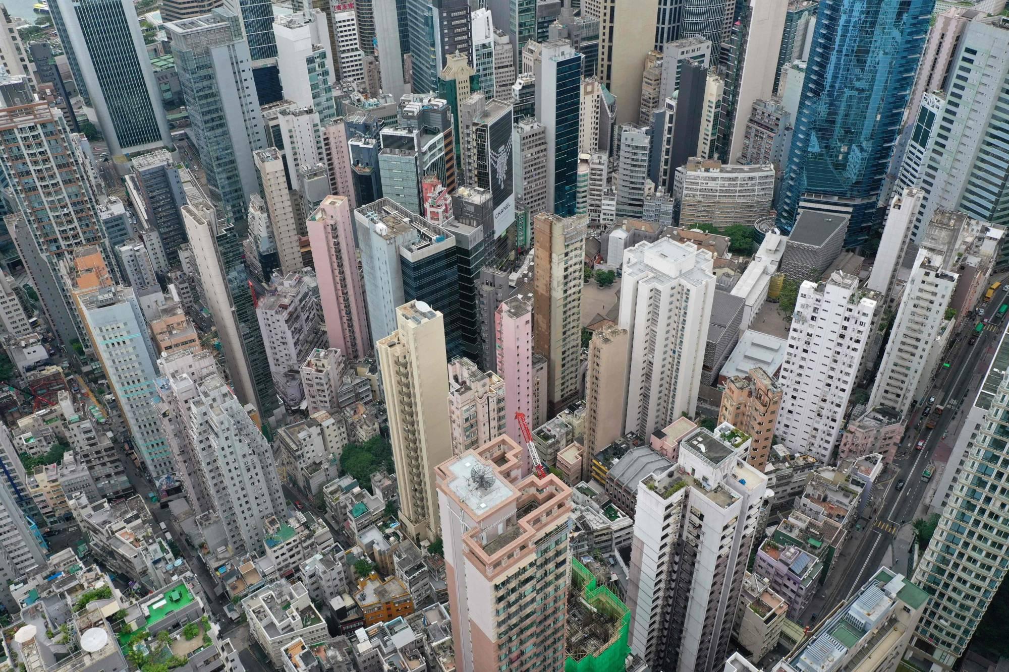 Facebook и Twitter могут покинуть Гонконг