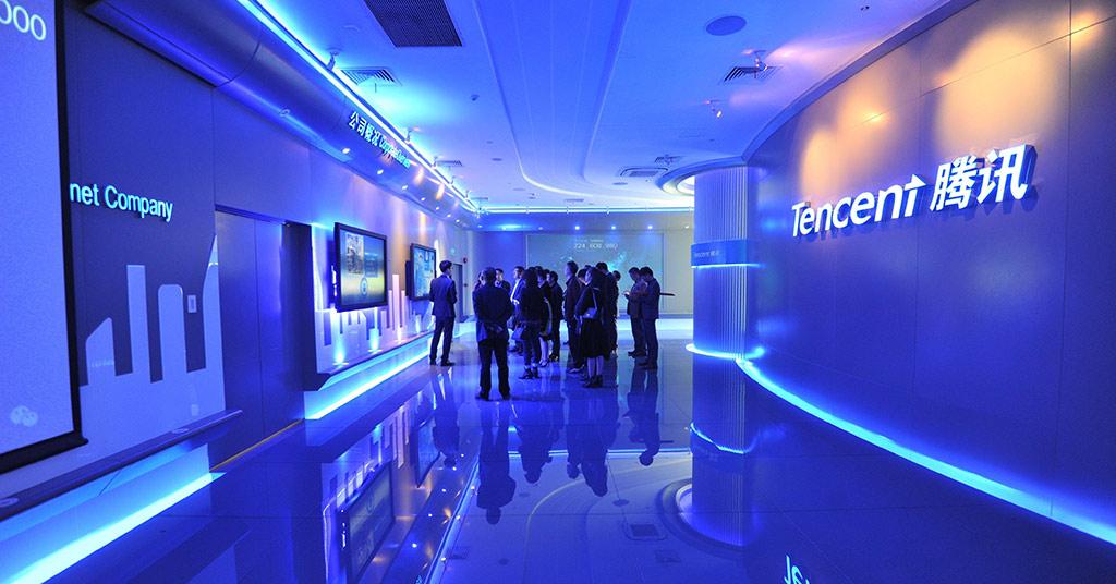 Tencent создала систему распознавания лиц, чтобы отслеживать подростков, играющих по ночам