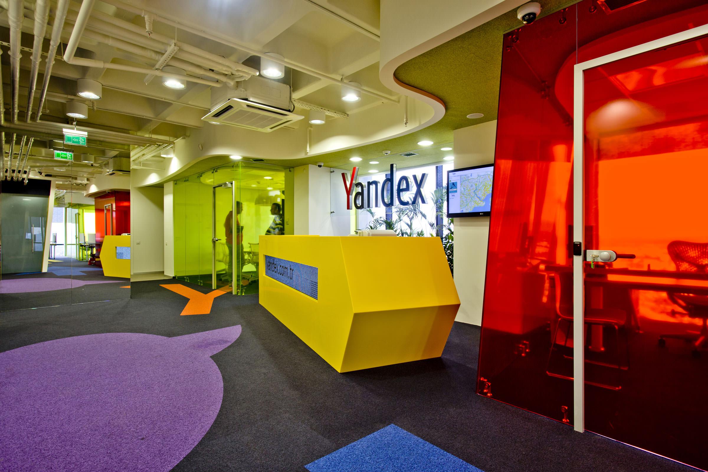 Общая выручка «Яндекса» внушительно выросла на 70%