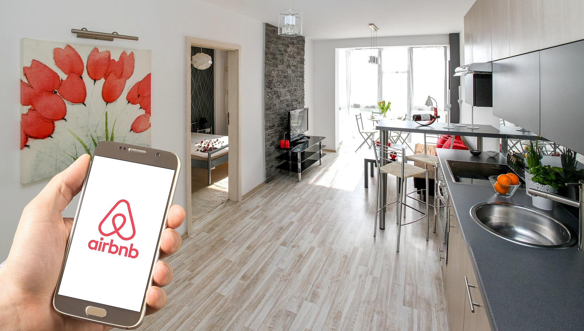 Выручка Airbnb выросла на 300% за год